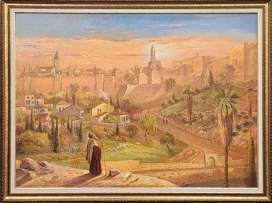 Alex Levin: The Path To Jerusalem