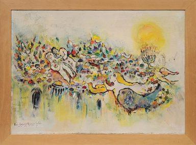 Ben Avraham Nhamani: Seven Days of Creation