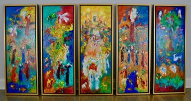 The 5 Books of Torah by Ben Avram