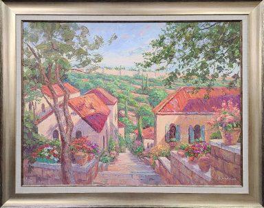 Home by Brocha Teichman