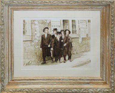Chava Roth: Home From Yeshiva
