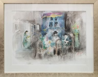 Elisha Huvy: Shabbat Seuda