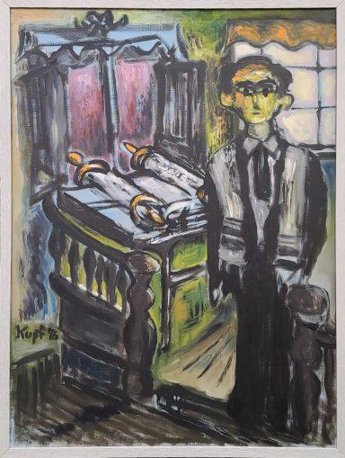Meyer Kupferman: The Bar Mitzvah Boy