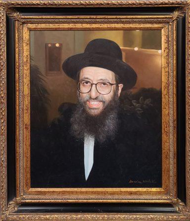 R Shmuel Kaminetsky by Michael Dorf
