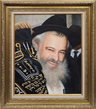 Rabbi Avigdor Nebenzahl by Michael Dorf