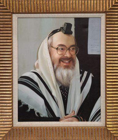 Rabbi Gil Hurwitz by Michael Dorf