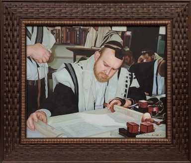 Rabbi Motty Berger by Michael Dorf