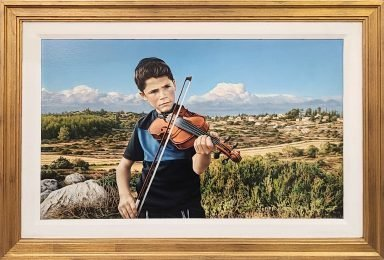 Paul Kelly: The Young Violininst of the Galiliee