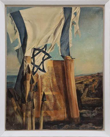 R Blum: War Torn Nation