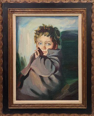 Little Boy by Sandu Liberman