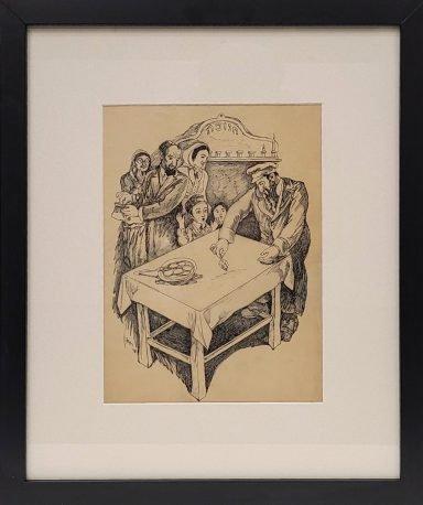 Chanukah Games by Saul Raskin