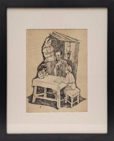 Jewish Family Traditions by Saul Raskin