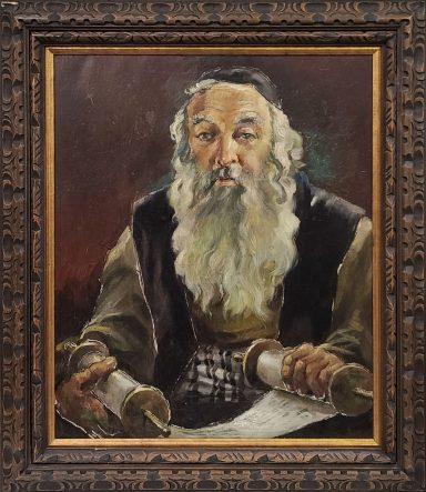 Torah Scroll by Unknown Artist